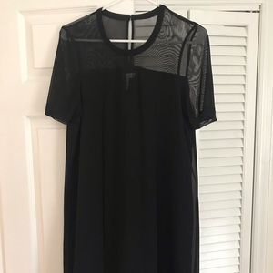 BCBG short sleeve party dress